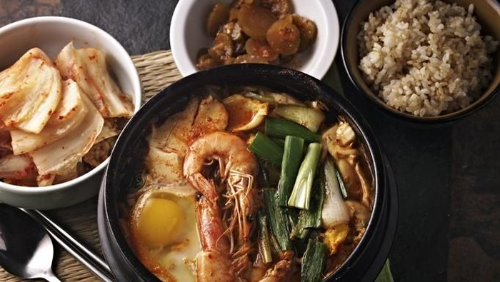 makanan musim dingin korea