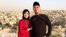 Ahmad Dhani Pertama Kali Kasih Bunga, Mulan Jameela Balas dengan Ciuman