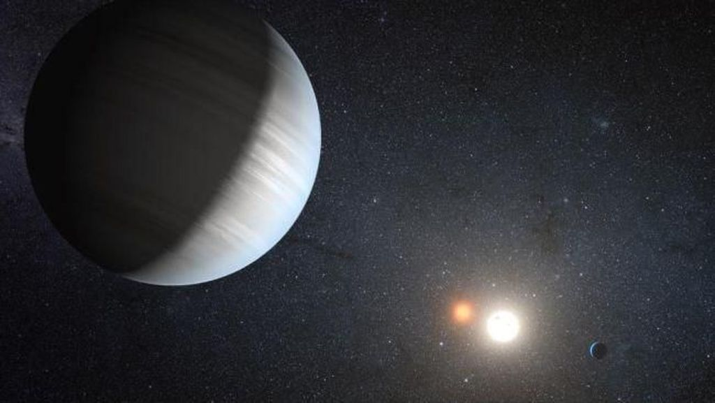 Ilmuwan Sebut 36 Peradaban Alien Eksis di Galaksi Bima Sakti