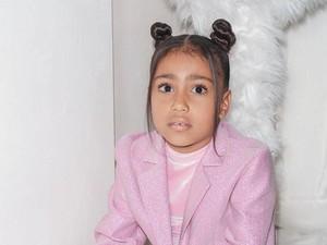 Kim Kardashian Naik Pitam Lukisan Indah Putrinya Diragukan Netizen
