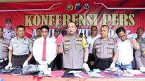 Polres Tuban Pamer Ungkap Kasus di Pengujung Tahun Ini