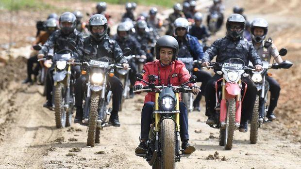 Jokowi Wanti-wanti Sandiaga Uno Bisa Jadi Presiden 2024