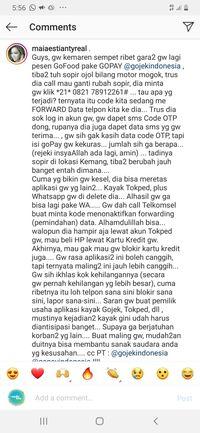 Akun GoPay Maia Estianty Diretas, Gojek Bantu Lapor Polisi