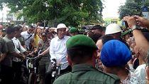 Ngonthel ke Kota Lama, Jokowi: Bisa Jadi Ikon Baru Jateng