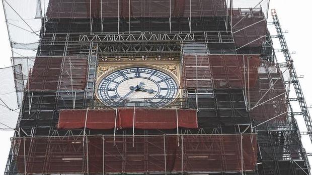 Jam Big Ben Inggris Akan Kembali Berdentang di Malam Tahun Baru