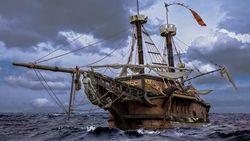Bikin Merinding! 10 Kisah Kapal Hantu di Dunia