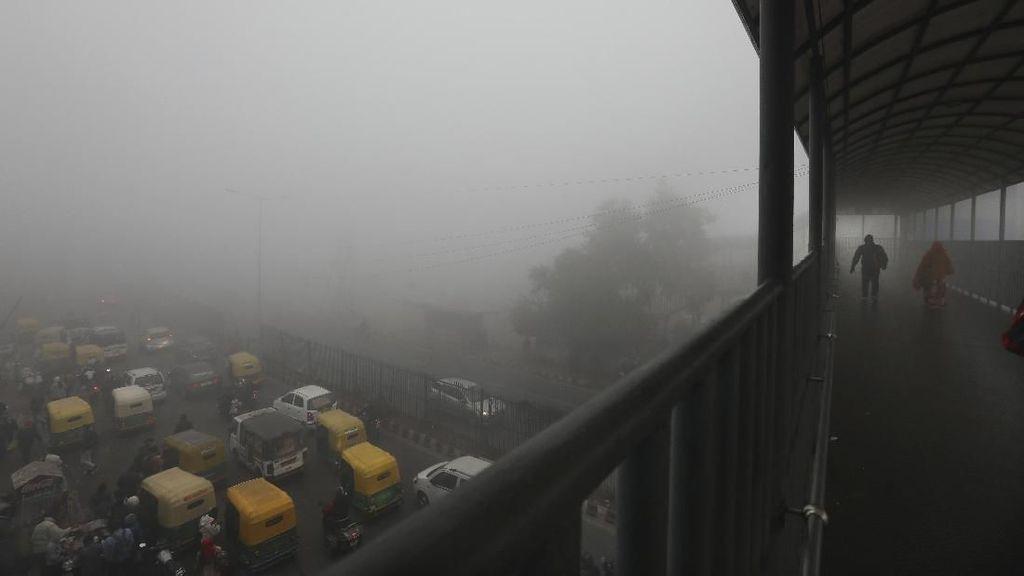 India Diterjang Musim Dingin Terpanjang Dalam 22 Tahun Terakhir