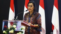 Ekspor RI Turun 7,6% di 2019, Sri Mulyani: Karena Permintaan Global