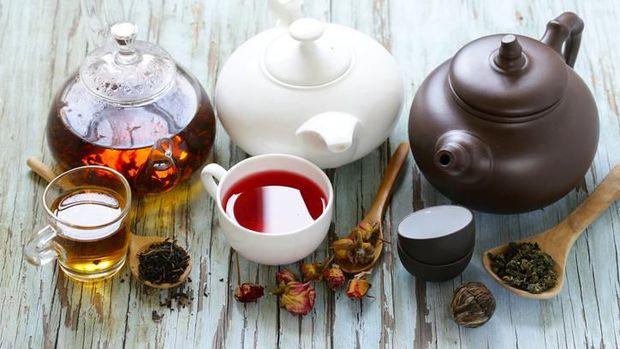 teh herbal untuk darah tinggi