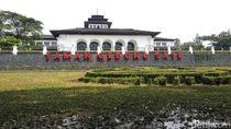 2 Tahun Percantik Gedung Sate-Pakuan, Ridwan Kamil Habiskan Rp 61,9 M