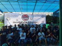 Jelang Akhir Tahun, Komunitas Motor Touring Sambil Nabung Pahala