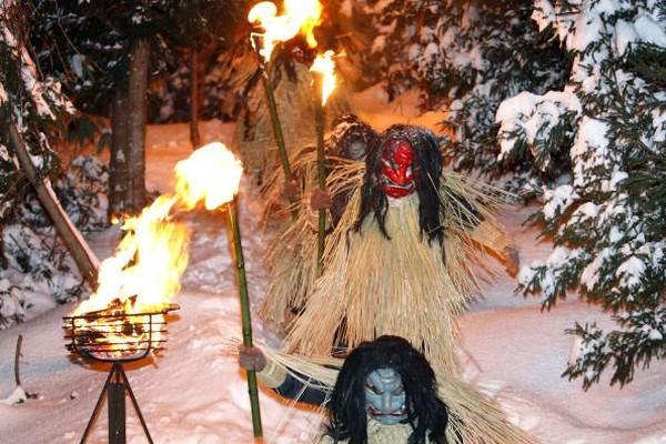 Ritual populer ini telah dinobatkan sebagai warisan dunia tak benda oleh UNESCO pada 2018 lalu (Getty Images)