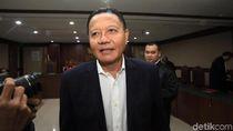 Eks Anggota DPR Nyoman Dhamantra Didakwa Terima Suap Rp 3,5 M