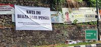 Heboh #SaveWisatawan di Sukabumi
