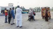 Touring Menuju Mekkah, Yamaha Nmax Curi Perhatian Warga Pakistan