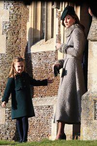 Penampilan Kate Middleton.