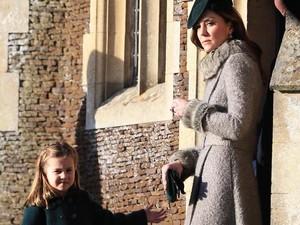 Kate Middleton & Wanita yang Gosipnya Selingkuhan William Tak Bertegur Sapa