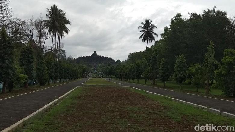 Candi Borobudur (Foto: Eko Susanto/detikcom)
