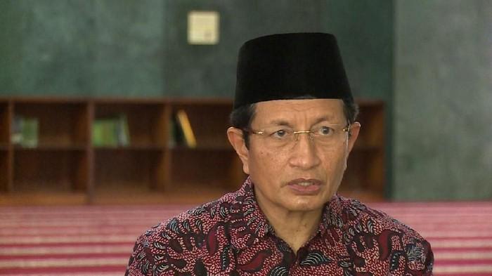 Imam Besar Masjid Istiqlal Prof Nasaruddin Umar