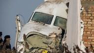 Cerita Penumpang Selamat dari Pesawat yang Jatuh di Kazakhstan