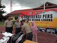Viral Begal di Bengkulu: Motor Kembali, Pelaku Masih Dicari