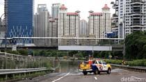 Titik-titik Persimpangan Tol di Jakarta yang Ditutup Karena Banjir