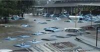 Pool Terendam Banjir, Berapa Kerugian Blue Bird