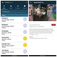 Pantau Banjir Jakarta Bisa Pakai Aplikasi Ini