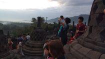 Tiket Wisata Sunrise dan Sunset Borobudur Naik Per Januari 2020