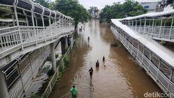 2020 Diawali Banjir, DPRD Minta Tak Dibandingkan dengan Era Sebelumnya