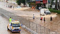 Banjir Jakarta Hari Ini dan 5 Hal Seputar Tahun Baru 2020