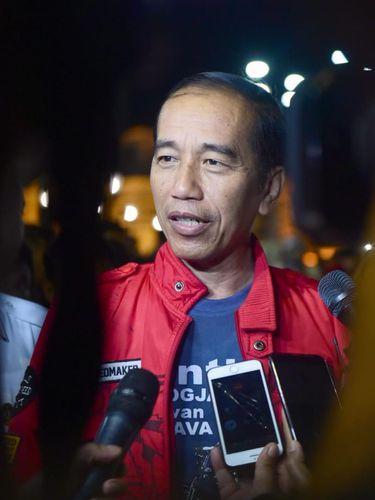 Tahun Baru 2020, Optimistis ya Pak Jokowi?