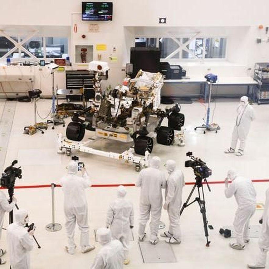 Ayo Bantu NASA Pilih Nama untuk Rover Mars 2020