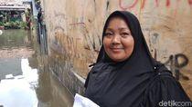 Listrik di Lokasi Banjir Srengseng Jakbar Padam Sejak Pagi