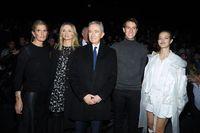 Model Natalia Vodianova Akhirnya Dilamar Anak Orang Terkaya di Dunia