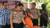 Aksi Residivis Wanita Khusnul Khotimah Bobol Minimarket Demi Utang