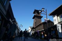 The Bell Tower di Kawagoe