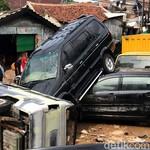 Jika Mobil Hanyut Terbawa Banjir, Ini yang Perlu Dilakukan