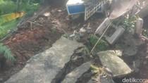 Berita Hari Ini di Jabar: Longsor di Tasik, 30 Rumah Rusak di Padalarang