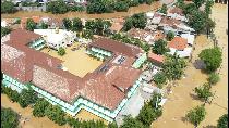 Bappenas Soal Banjir DKI: Kota Dunia Jadi Penyerap Air, Kita Telat