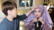 Istri Sungmin Super Junior Jadi Perbincangan Karena Pakai Hijab di YouTube