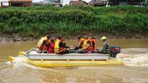 Sejak Ada Pengerukan, Genangan Banjir di Kabupaten Bandung Cepat Surut