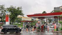 Efek Banjir, 14 SPBU Pertamina Tutup Sementara
