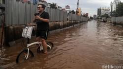 Sepeda Mahal Teredam Banjir? Begini Perawatannya Agar Tak Rusak