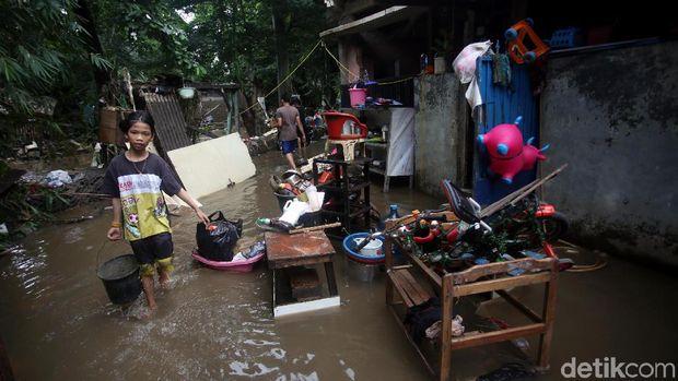 Banjir di Cipinang Melayu /