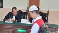 Perjalanan Kasus Deni Pemutilasi PNS Bandung yang Divonis Mati