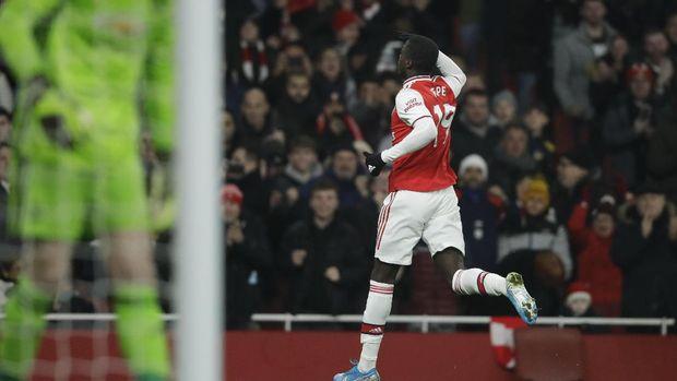 Tekuk MU, Arteta Raih Kemenangan Pertama di Arsenal