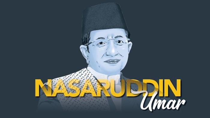 Imam Besar Masjis Istiqlal Prof Nasaruddin Umar