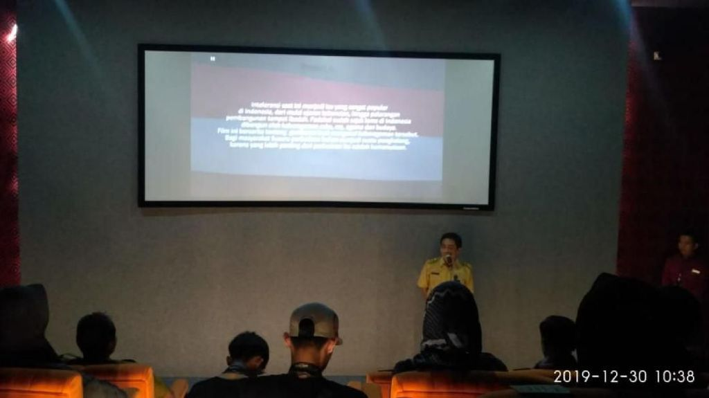 Komunitas Nonoman Galuh Ajak Pemuda Ciamis Bikin Film Dokumenter
