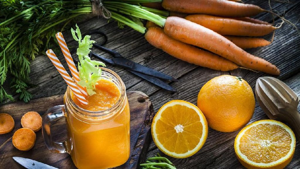 7 Makanan yang Bisa Meningkatkan Daya Tahan Tubuh